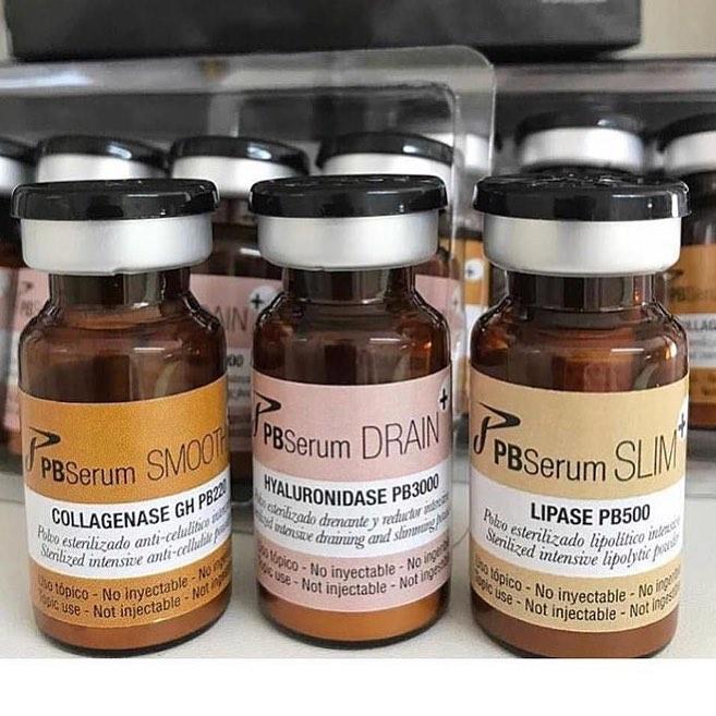 PB Serum – ферментная терапия